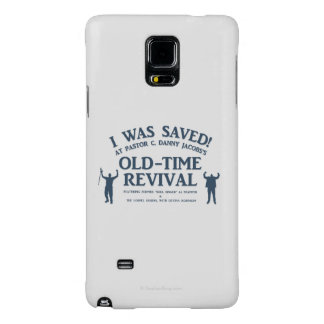 I Was Saved! Galaxy Note 4 Case