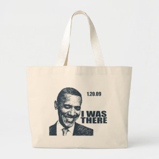 I WAS THERE - President Obama Inauguration Bags