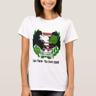 I Was There Tea Party 2009 T-Shirt