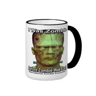 I Was Zombie Mug