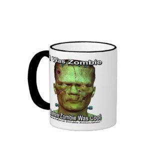 I Was Zombie Mugs