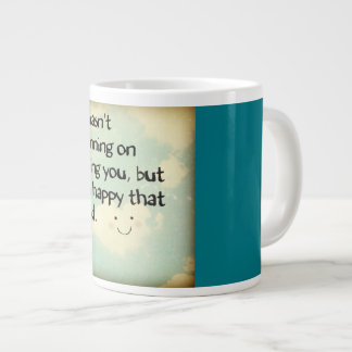 I wasn't planning on loving you Coffee/Tea Mug