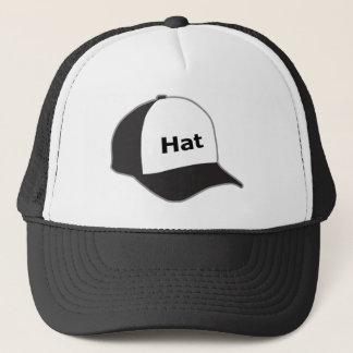 I wear a hat