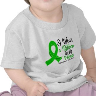 I Wear a Ribbon For My Hero - Kidney Cancer Tees