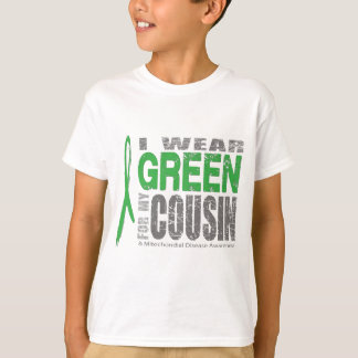 I wear green for my cousin T-Shirt