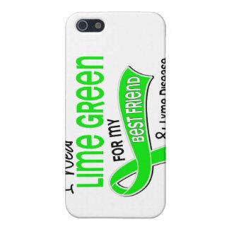 I Wear Lime Green 42 Best Friend Lyme Disease iPhone 5 Cases