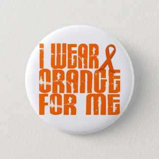 I Wear Orange For Me 16 6 Cm Round Badge