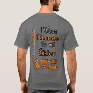 I Wear Orange for...Sister T-Shirt