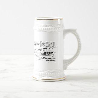 I Wear Pearl For My Best Friend 42 Mesothelioma Coffee Mugs