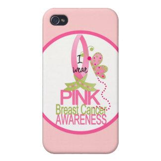 I Wear Pink iphone 4 Case