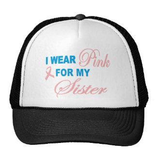 I WEAR PINK SISTER.png Cap