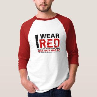 I, WEAR, RED, JOEL BOY TEES