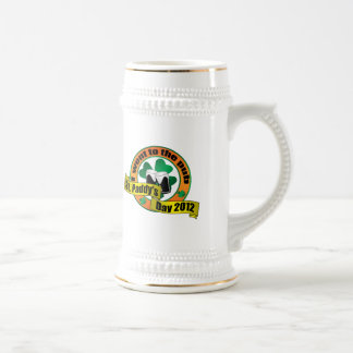 I went to the pub Saint paddy's day 2012 Coffee Mugs