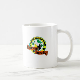 I went to the pub St. Patrick,s day 2012 Coffee Mugs