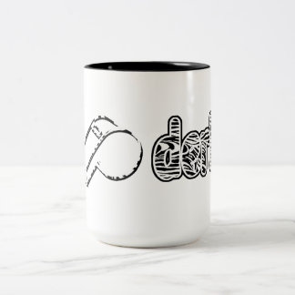 I [whistle] derby mug