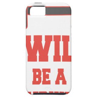 I will be a Bodybuilder iPhone 5 Cases