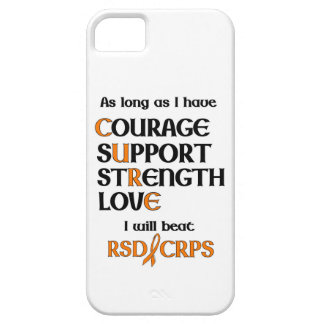 I will beat RSD/CRPS iPhone 5 Case