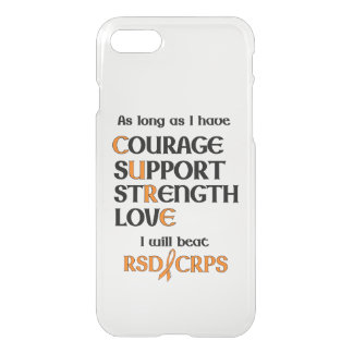 I will beat RSD/CRPS iPhone 7 Case
