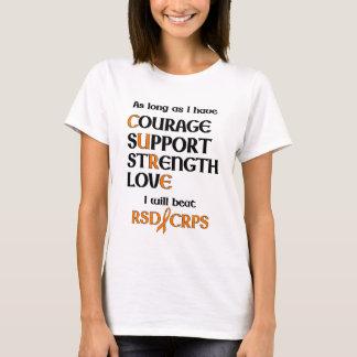 I will beat RSD/CRPS T-Shirt