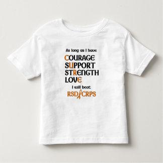 I will beat RSD/CRPS Toddler T-Shirt