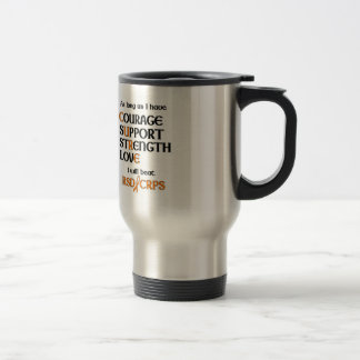 I will beat RSD/CRPS Travel Mug