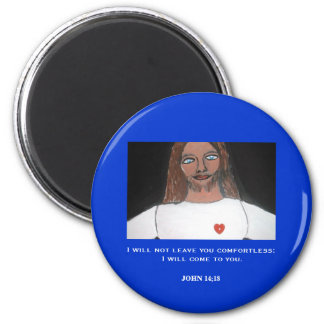I WILL COME TO YOU - 1118 6 CM ROUND MAGNET