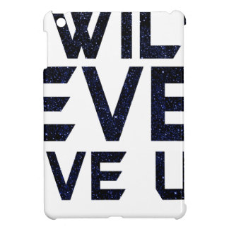 I will never give up iPad mini cover