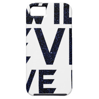 I will never give up iPhone 5 cover