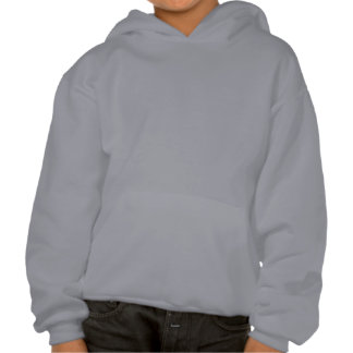 I Will Not Eat Hooded Pullover