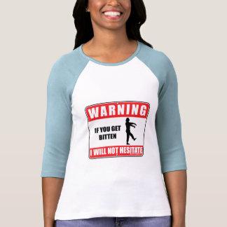 I Will Not Hesitate Shirts