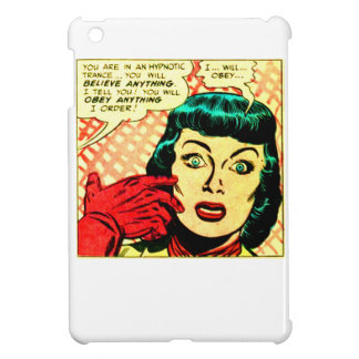 I ... Will ... Obey iPad Mini Cases