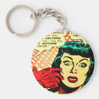 I ... Will ... Obey Key Ring