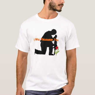 I Will Remembrance Day T-Shirts