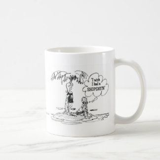 I Wish I Had A ShopSmith. Coffee Mug