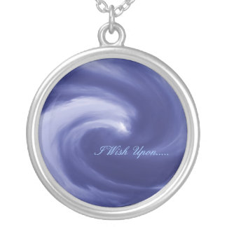I Wish Upon..... Silver Plated Necklace