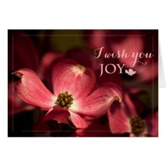 I Wish You Joy Greeting Card