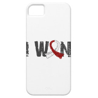 I Won Head Neck Cancer iPhone 5 Cover