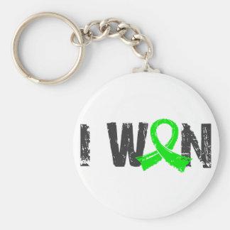 I Won Lymphoma Key Ring