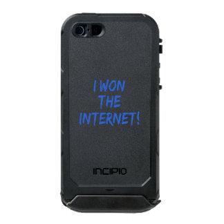 I Won the Internet Incipio ATLAS ID™ iPhone 5 Case