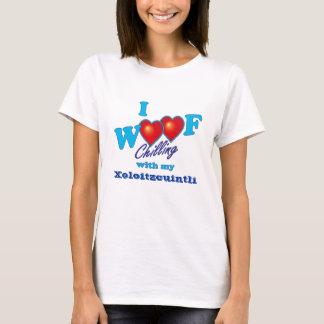 I Woof Xoloitzcuintli T-Shirt