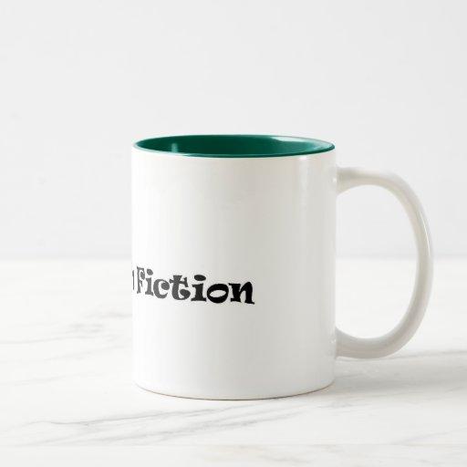 I Write Flash Fiction Mug