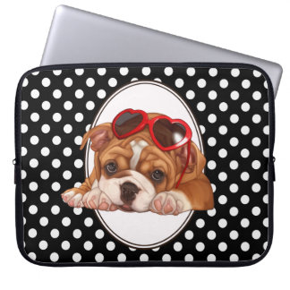 I wuv you laptop sleeves