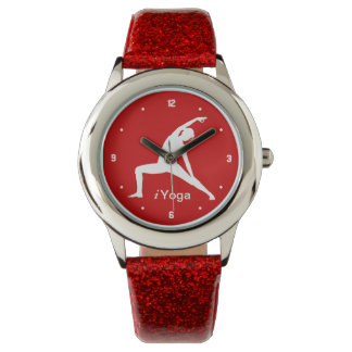 i Yoga - I love Yoga Sporty Style Watch