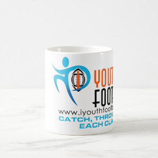 I Youth Football Coffee Mug