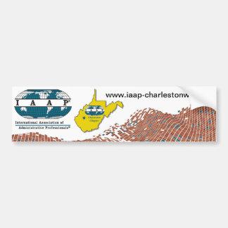 IAAP WV Bumper Sticker