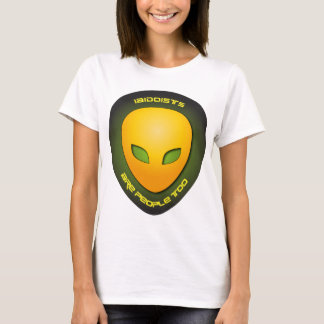 Iaidoists Are People Too T-Shirt