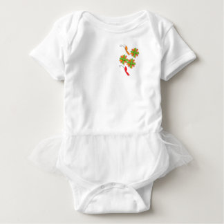 Iam a Princess - cute view for little Lady )) Baby Bodysuit