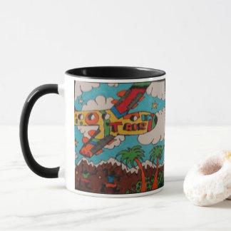 Iam coming home mug