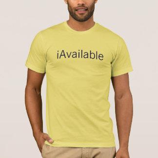 iAvailable T-Shirt