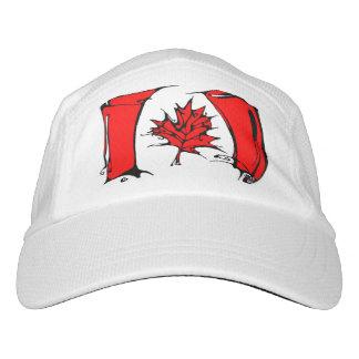 IB Canadian Flag Hat